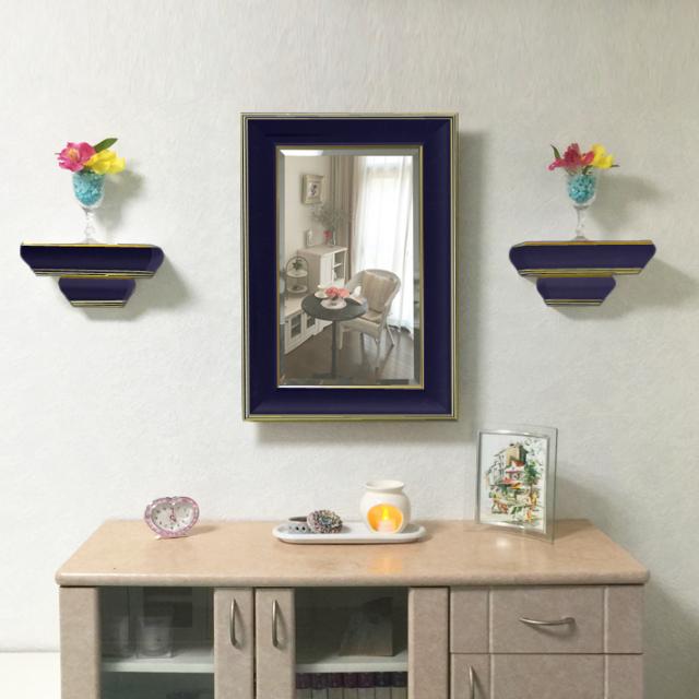 インテリア壁掛け仏壇「鏡壇ミラリエ」設置例